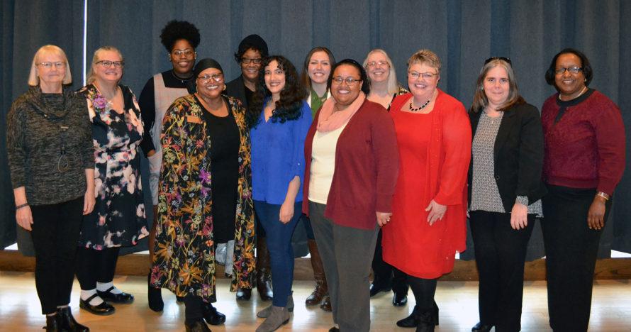 2019 Women Impacting ISU honorees